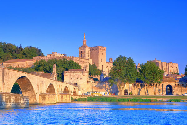 Avignon European Best Destinations - Copyright Inu