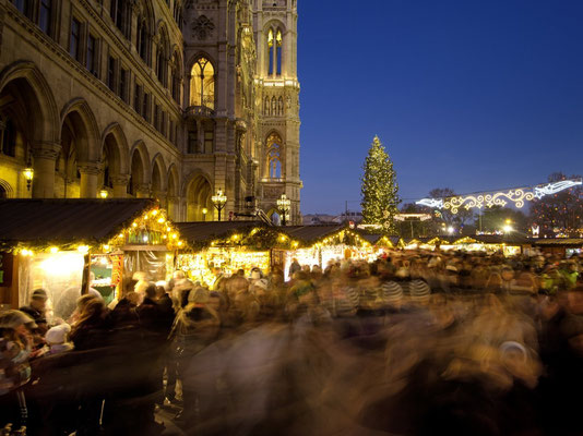 Vienna Christmas Break - Copyright Wien Tourismus - European Best Destinations