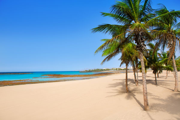 Lanzarote - European Best Destinations - Arrecife Lanzarote Playa Reducto beach Copyright holbox