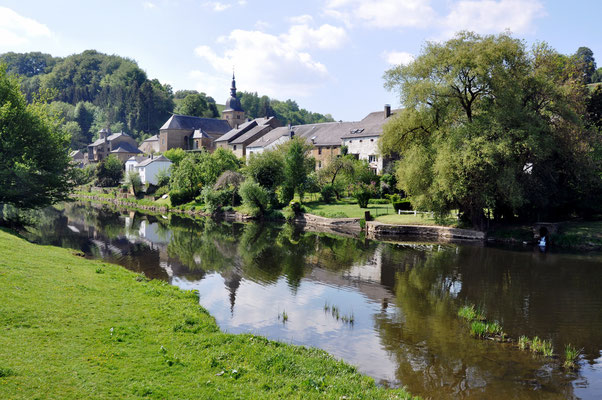 Les plus beaux villages de Wallonie Copyright Chassepierre 1 - Copyright Ville de Florenville