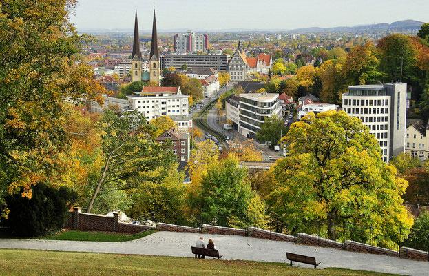 Bielefeld European Best Destinations - Copyright www.bielefeld.de