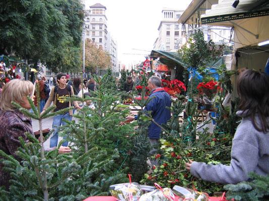 Barcelona Christmas Market Copyright anna_barcelona