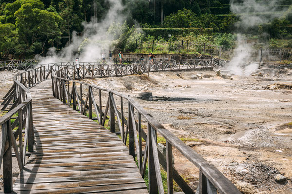 Furnas, Azores by Nessa Gnatoush - shutterstock