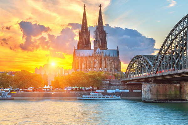 Cologne European Best Destinations - Copyright S.Borisov