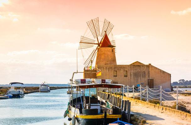 Sicily - European Best Destinations - Trapani in Sicily - Copyright leonori