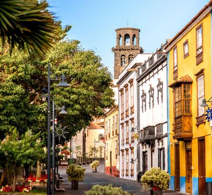 Tenerife - European Best Destinations -  Laguna Town in Tenerife - Copyright RossHelen