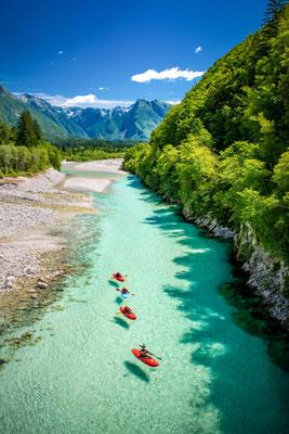 River Soca Kayaking copyright  auerimages