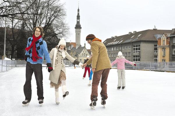 Tallinn Christmas Market - Copyright Mari Kadanik / Visit Tallinn