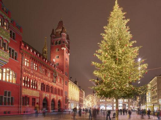 Basel - European Best Christmas Markets - European Best Destinations - Copyright Basel.com