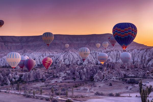 Cappadocia hot air balloon copyright Todor Stoyanov