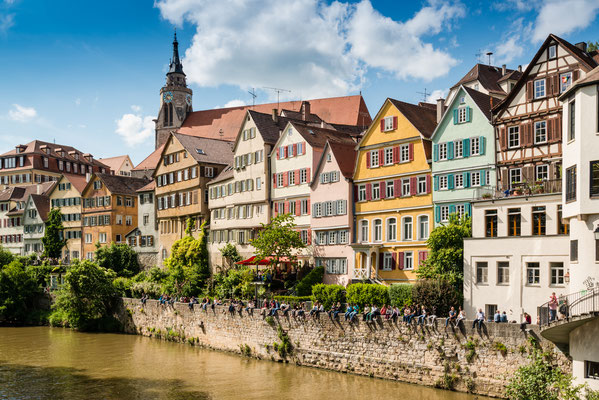 Tubingen copyright Editorial Shtuterstock  Frank Gaertner