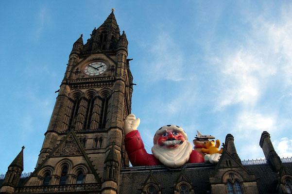 Manchester Christmas Market - Copyright  Donald Judge