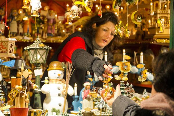 Dresden Christmas Market - Copyright Sylvio Dittrich
