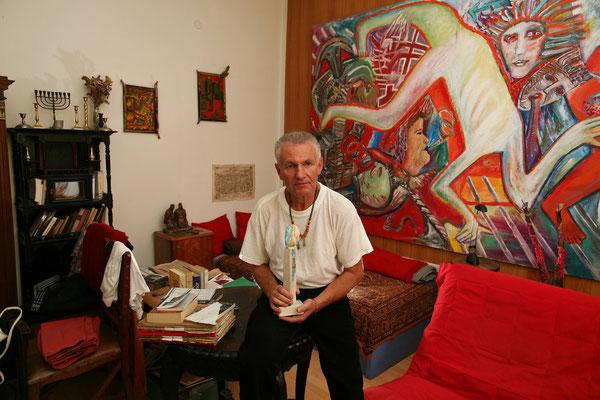 György Chesslay, Künstler, Budapest, seit 2010. | Chesslay György művész, Budapest, 2010-óta.