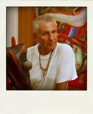 György Chesslay | Künstler  | Foto: (c) Klaus Rózsa