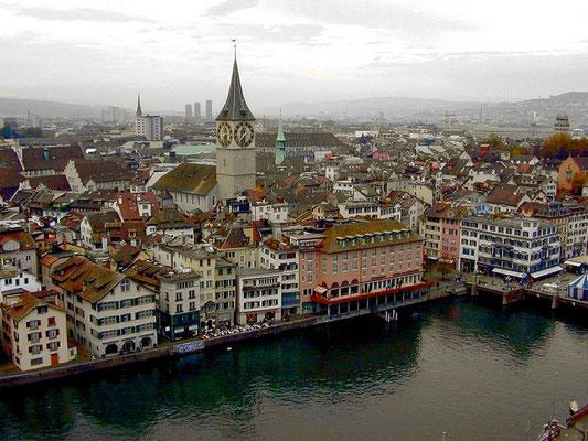 Eine winzige Auswahl aus unserer Fotodatenbank! (Zürich)