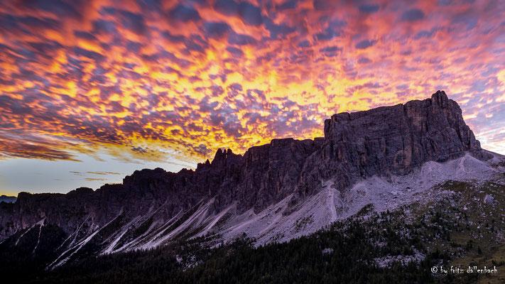 Farbenpracht, Dolomiten