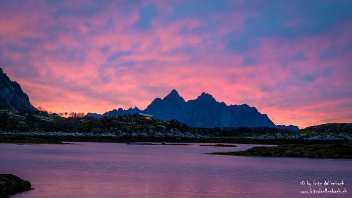Sunrise, Lofoten