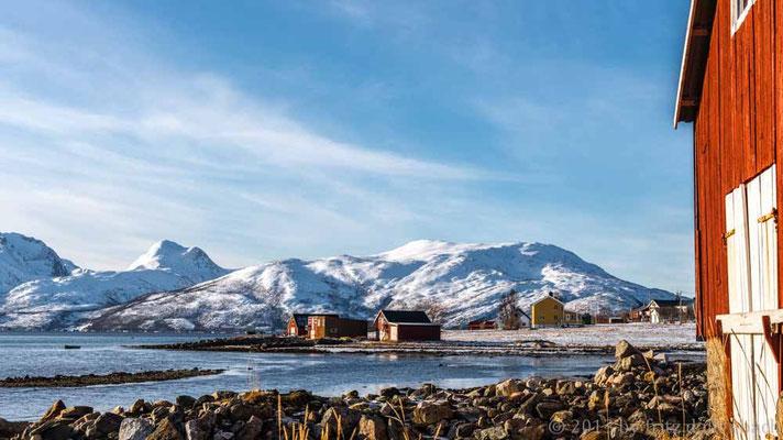 Prächtiger Fjord