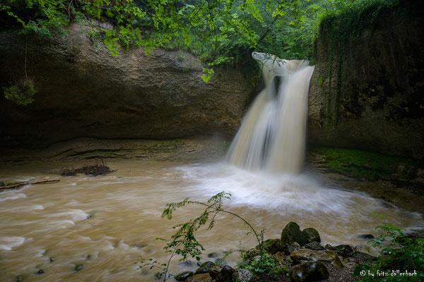 Wasserfall, Kemptnertobel