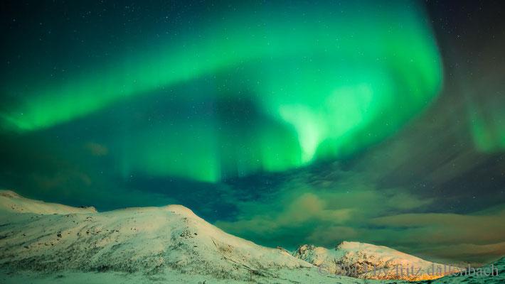 Das Mega Nordlicht