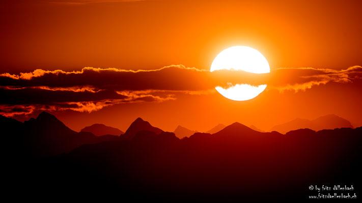 Sonnenaufgang, Gurnigel