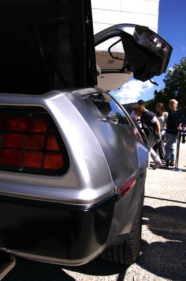 Delorean in Bregenz