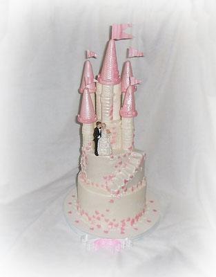 """Торт """"Замок"""", вес 5,5 кг, 130 грн. за 1кг"""