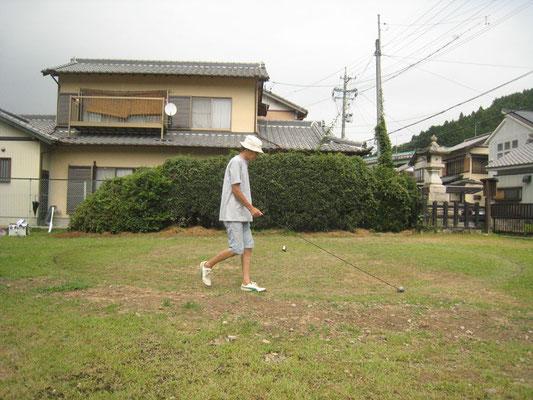 2016年 静岡県 掛川『地球の上でくるくるまわる』