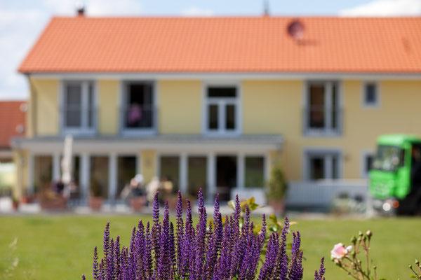 Appartementhaus Weinbau Böcher: Garten