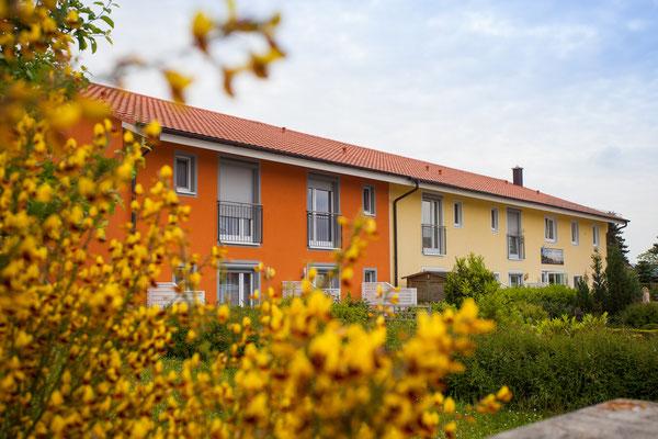 Appartementhaus Weinbau Böcher in Abtswind: Betreutes Wohnen, Kurzzeitwohnen, Gästezimmer