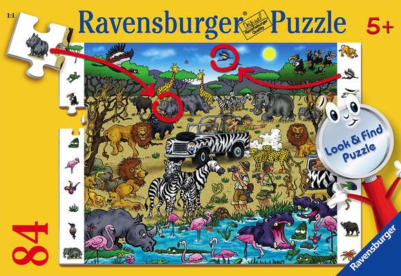puzzle: safari - puzzlecover
