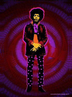 psy jimi - digital art - free artwork