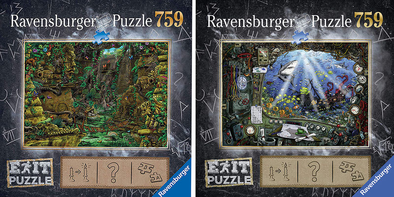puzzle covers