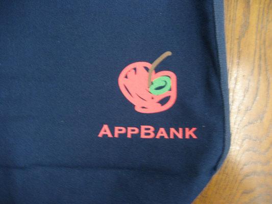 AppBank さま AppBankトートバッグ