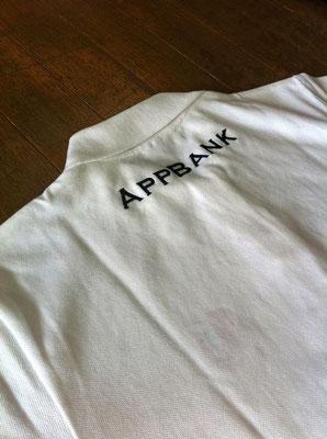AppBank さま スタッフポロシャツ