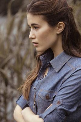 Jeanskleid Ilva