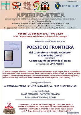 Aperipo-Etica 20/01/2017