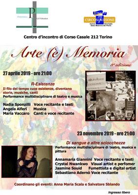 Arte (è) Memoria III ed.