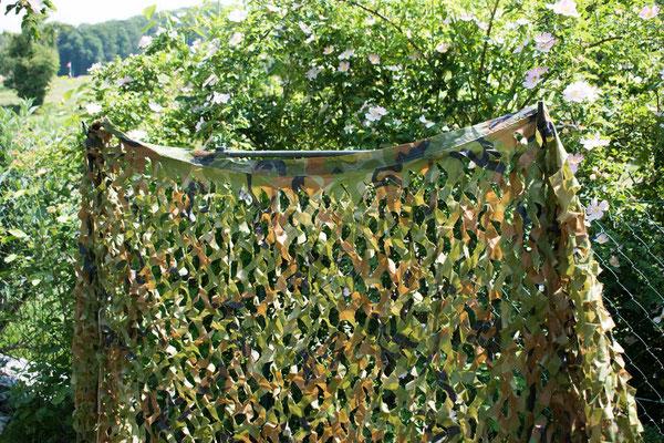 Stealth Tarnnetz für die Krähenjagd