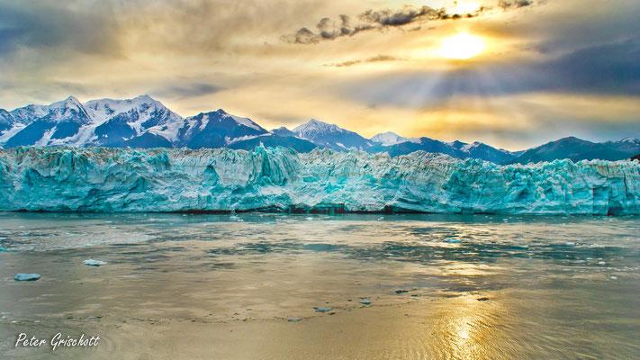 Hubbard-Gletscher