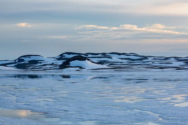 Skiftessjoen, Hardanger Vidda