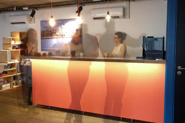 Cuisine du Coworking de Montrouge