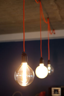 Lumières du Coworking de Montrouge