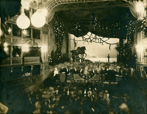 "Cavalchina ""Una notte a Venezia"", Teatro Verdi 1908"