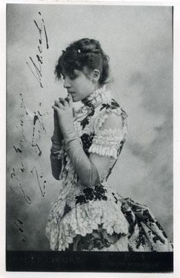 Eleonora Duse da giovane