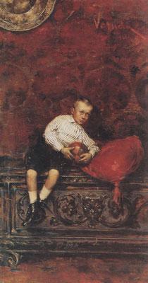 U. Veruda, Bambino Diem, 1887