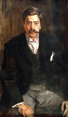 Umberto Veruda, Ritratto di Guido Grimani (Museo Revoltella)