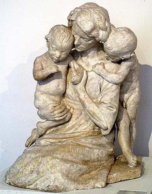 Ruggero Rovan, Maternità (Museo Revoltella)
