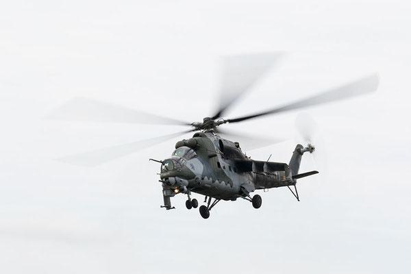 Hind MI-35